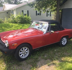 1976 MG Midget for sale 101262778
