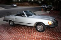 1976 Mercedes-Benz 450SL for sale 101056533