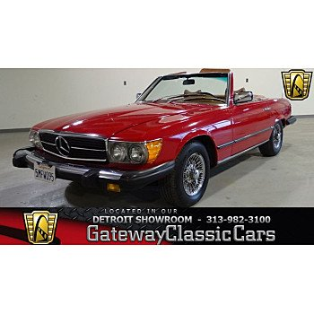 1976 Mercedes-Benz 450SL for sale 101084841
