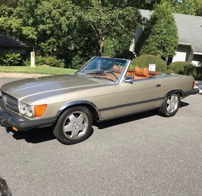 1976 Mercedes-Benz 450SL for sale 101195465