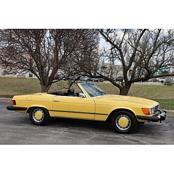 1976 Mercedes-Benz 450SL for sale 101310053