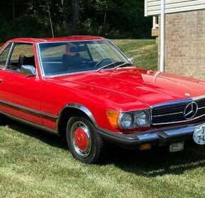 1976 Mercedes-Benz 450SL for sale 101343382