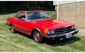 1976 Mercedes-Benz 450SL for sale 101343382