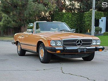 1976 Mercedes-Benz 450SL for sale 101409658