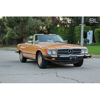 1976 Mercedes-Benz 450SL for sale 101409658