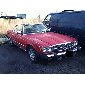 1976 Mercedes-Benz 450SL for sale 101537611