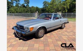 1976 Mercedes-Benz 450SL for sale 101612825