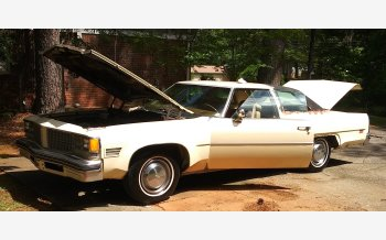 1976 Oldsmobile Ninety-Eight Regency Sedan for sale 101338204