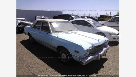 1976 Plymouth Volare for sale 101016245