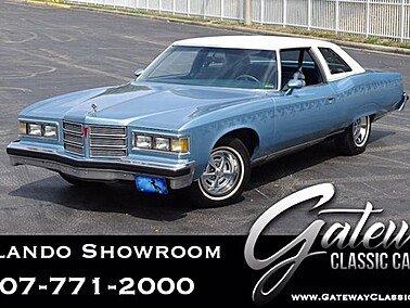 1976 Pontiac Bonneville for sale 101597240