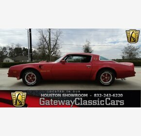 1976 Pontiac Firebird for sale 100968578