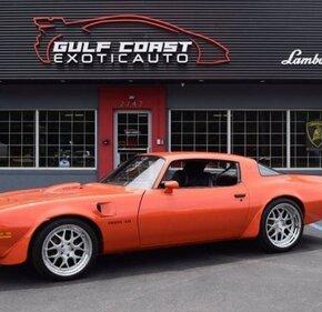 1976 Pontiac Firebird for sale 101163122
