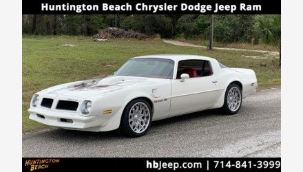 1976 Pontiac Firebird for sale 101302591