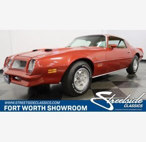 1976 Pontiac Firebird Formula for sale 101374739