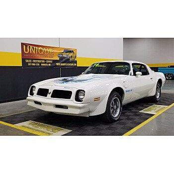 1976 Pontiac Firebird Trans Am for sale 101411475