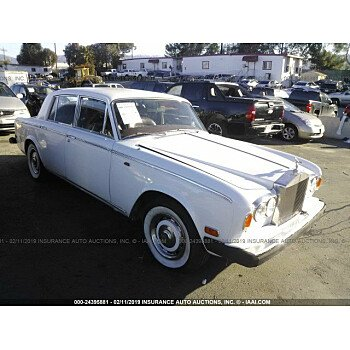 1976 Rolls-Royce Silver Shadow for sale 101102389