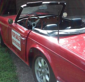 1976 Triumph TR6 for sale 101207392
