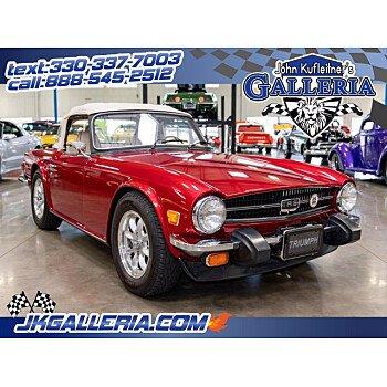 1976 Triumph TR6 for sale 101374088