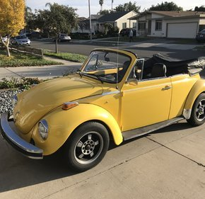 1976 Volkswagen Beetle Convertible for sale 101072129