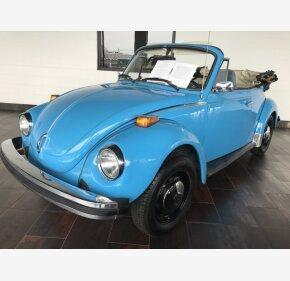 1976 Volkswagen Beetle for sale 101125145