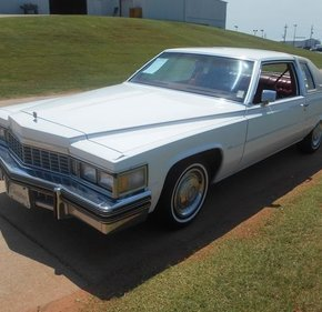 1977 Cadillac De Ville for sale 101031369