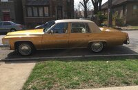 1977 Cadillac De Ville Sedan for sale 101113611