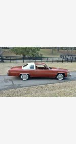 1977 Cadillac De Ville for sale 101458626