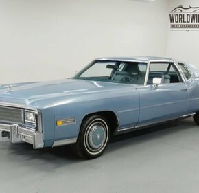 1977 Cadillac Eldorado for sale 101028256