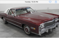 1977 Cadillac Eldorado Coupe for sale 101192730