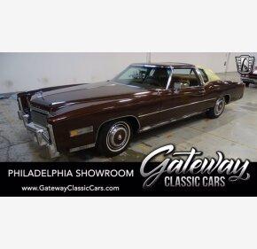 1977 Cadillac Eldorado for sale 101435505