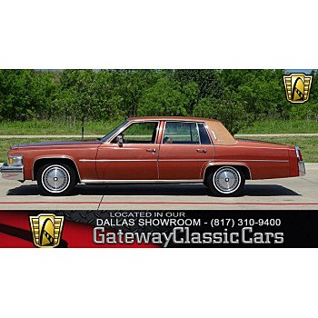 1977 Cadillac Other Cadillac Models for sale 101001054