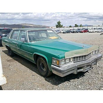 1977 Cadillac Seville for sale 101175361