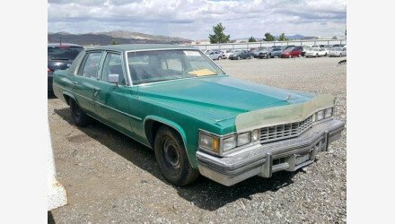 1977 Cadillac Seville for sale 101249339