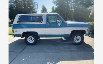1977 Chevrolet Blazer 4WD for sale 101192822