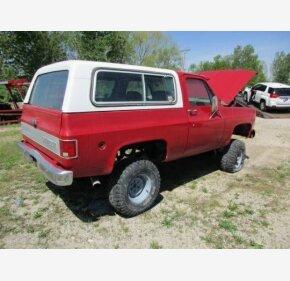 1977 Chevrolet Blazer for sale 100993727