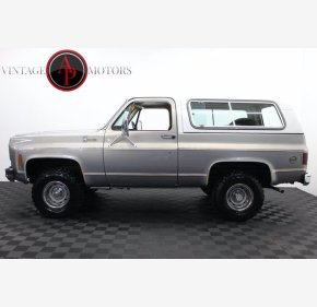 1977 Chevrolet Blazer for sale 101398622