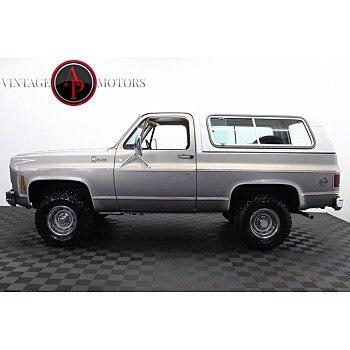 1977 Chevrolet Blazer for sale 101398622
