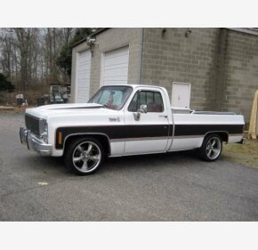 77 Chevy Truck >> 1977 Chevrolet C K Truck Classics For Sale Classics On