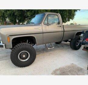 1977 Chevrolet C K Truck Classics For Sale Classics On Autotrader