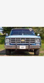 1977 Chevrolet C/K Truck Silverado for sale 101394481