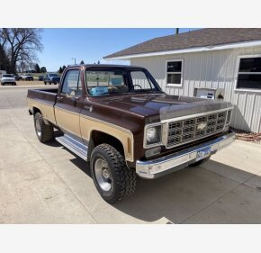 1977 Chevrolet C/K Truck Scottsdale for sale 101490190