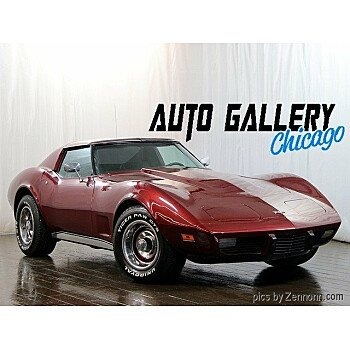 1977 Chevrolet Corvette for sale 101085392