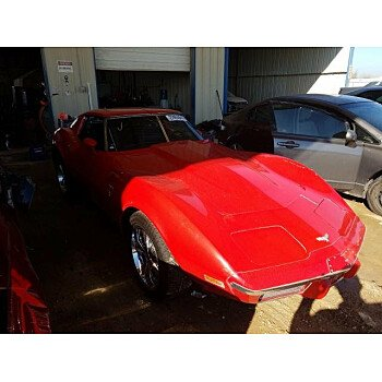 1977 Chevrolet Corvette for sale 101281375