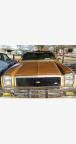 1977 Chevrolet El Camino for sale 100957553