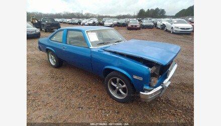 1977 Chevrolet Nova for sale 101289597