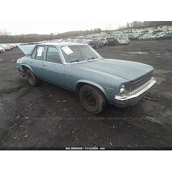 1977 Chevrolet Nova for sale 101408751