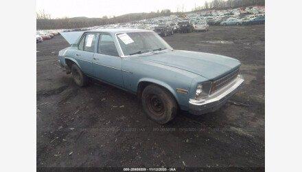 1977 Chevrolet Nova for sale 101408751