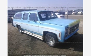 1977 Chevrolet Suburban for sale 101015046