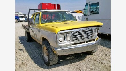 1977 Dodge D/W Truck for sale 101224383
