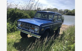 1977 Ford Bronco for sale 101278227